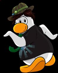 pingouins/blanc - 4