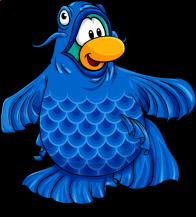 pingouins/bleu - 109