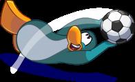 pingouins/bleu - 111