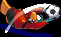 pingouins/bleu - 114