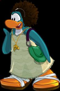 pingouins/bleu - 119