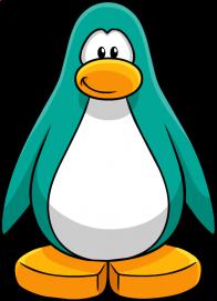 pingouins/bleu - 149