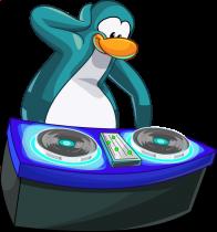 pingouins/bleu - 151