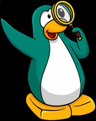 pingouins/bleu - 21