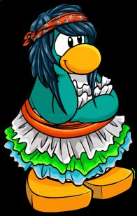 pingouins/bleu - 22