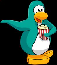pingouins/bleu - 24