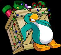 pingouins/bleu - 30