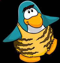 pingouins/bleu - 5