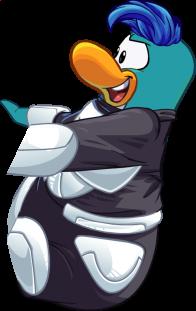 pingouins/bleu - 64