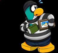 pingouins/bleu - 69