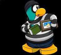 pingouins/bleu - 70
