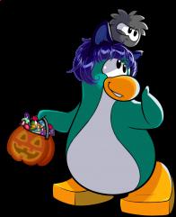 pingouins/bleu - 99