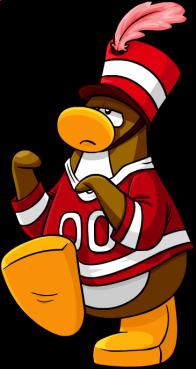 pingouins/brun - 10