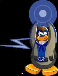 pingouins/brun - 14