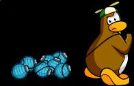 pingouins/brun - 21