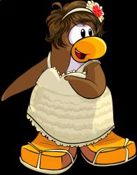 pingouins/brun - 29