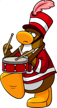 pingouins/brun - 9