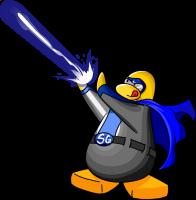 pingouins/jaune - 2