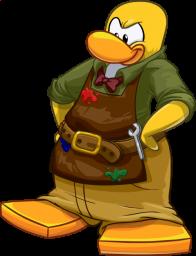 pingouins/jaune - 22