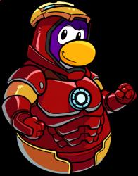 pingouins/mauve - 34
