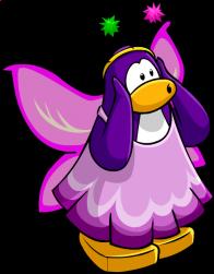 pingouins/mauve - 40