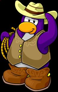 pingouins/mauve - 49