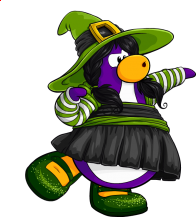 pingouins/mauve - 77