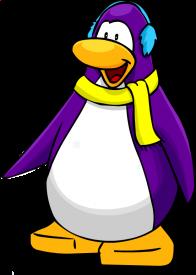 pingouins/mauve - 82