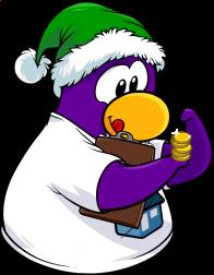 pingouins/mauve - 85