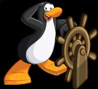 pingouins/noir - 27