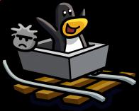 pingouins/noir - 30