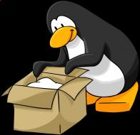 pingouins/noir - 8