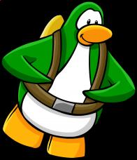 pingouins/vert - 100