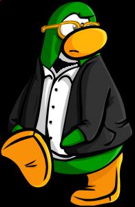 pingouins/vert - 111
