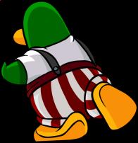 pingouins/vert - 116