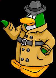 pingouins/vert - 118