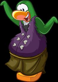 pingouins/vert - 131