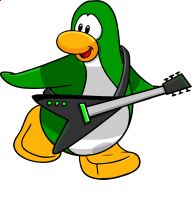 pingouins/vert - 141