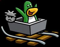 pingouins/vert - 146