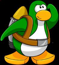 pingouins/vert - 152