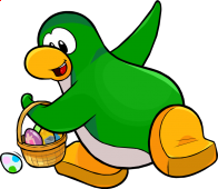 pingouins/vert - 158
