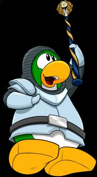 pingouins/vert - 162