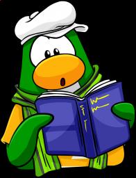 pingouins/vert - 175