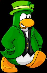 pingouins/vert - 18