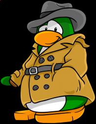 pingouins/vert - 186