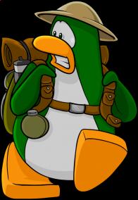 pingouins/vert - 188