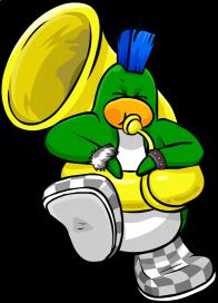 pingouins/vert - 190