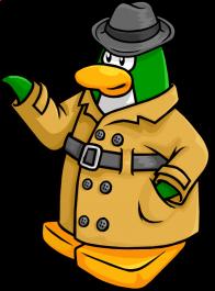 pingouins/vert - 199