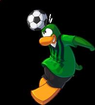 pingouins/vert - 200