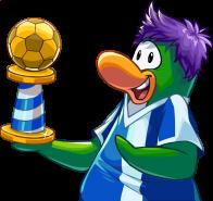 pingouins/vert - 216